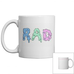 Rad Pastel Coffee Mug