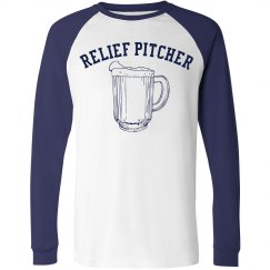 Relief Pitcher Softball
