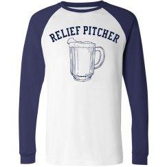 Relief Pitcher Softball