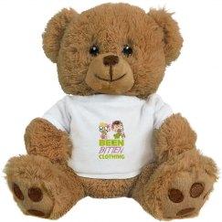 Been Bitten Logo on tiger