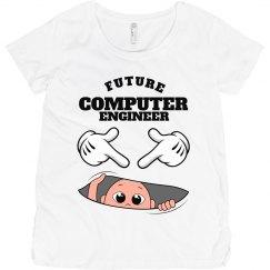 Maternity. Computer . E.