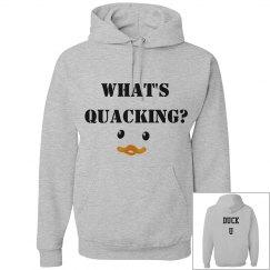 Duck Fan Sweatshirt