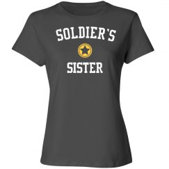 honored soldiers sister