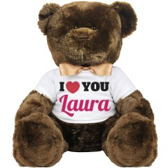 I love you Laura!