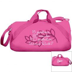 Rugby Duffel Bag