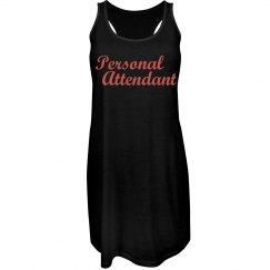Personal Attendant Dress