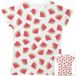 All Over Print Watermelon Slices
