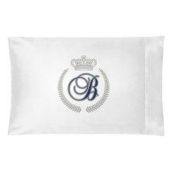 Initial Pillow