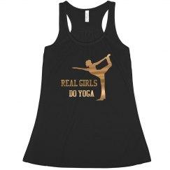 Real Girls Do Yoga