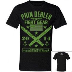 Pain Dealer Military Green
