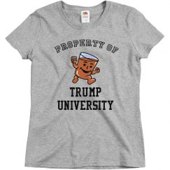 Property Of Trump University