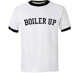 Boiler Up Ringer Tee