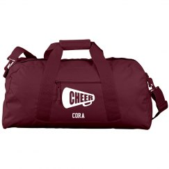 Customized cheer bag
