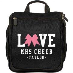 Cheer Makeup Bags