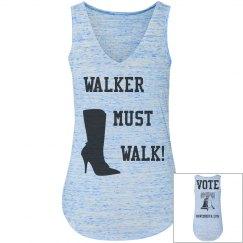 Walker Must Walk! Tank