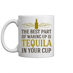 Gold Tequila Kind Of Day