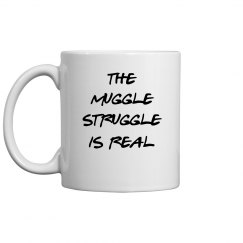 Muggle Struggle is Real
