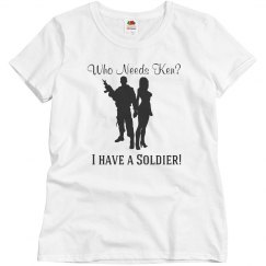 Who Needs Ken-Soldier