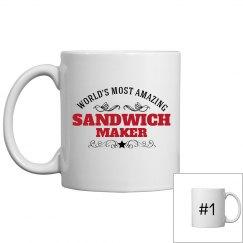 Best Sandwich Maker!