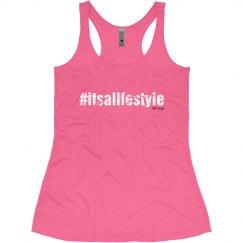 #itsalifestyle-tank