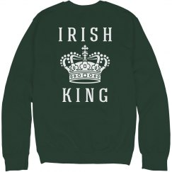Irish King Green Matching Couple