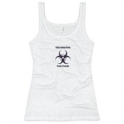 Ladies Toxic People Vest