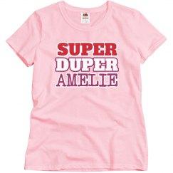 Super Duper Amelie