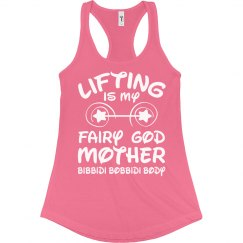 Lifting Is My Fairy God Mother