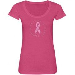 Pink Ribbon - Survivor