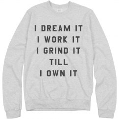 Own It Pullover