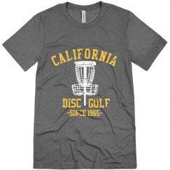 California Disc Golf 1965