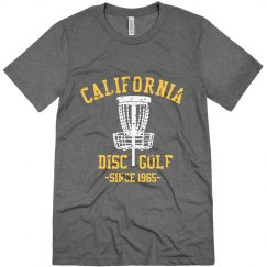 California Disc Golf 1965