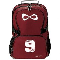 Softball Girl's Backpack