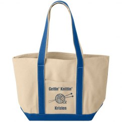 Get Knitting Bag