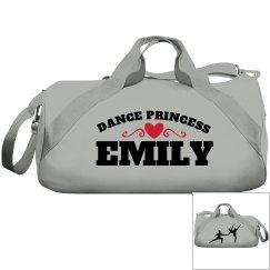 Emily, dance princess