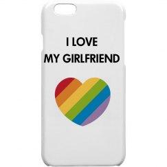 lesbian phone case