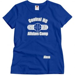 Central HS Camp
