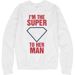 Super To Her Man