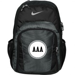 Custom Monogram/Initial Backpack School Gift For Teen
