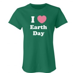 I Love Earth Day