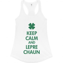 Keep Calm Leprechaun St Pattys