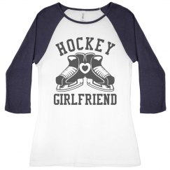 Cute Hockey Girlfriend Jersey