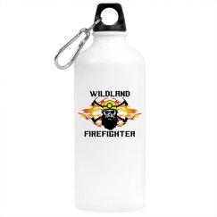Wildland Firefighter Water Flask