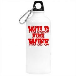 Wild Fire Wife Water Bottle