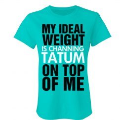 Ideal Weight Channing