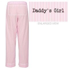 Daddy's Girl Pajama Pants