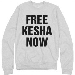 Free Kesha Now Shirts