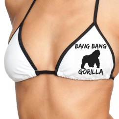 Bang Gang Gorilla (one triangle)