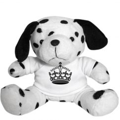 king dalmation dog