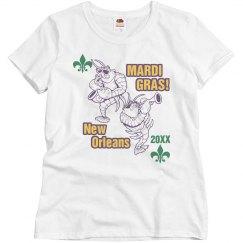 Mardi Gras Jazzfish
